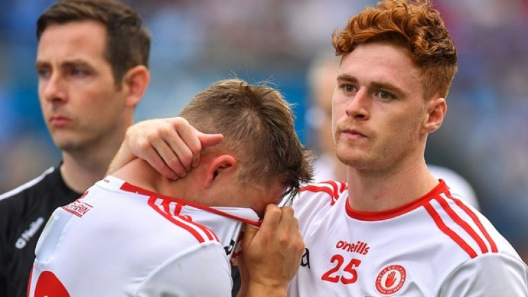 Conor Meyler started All-Ireland final four weeks after breaking his leg