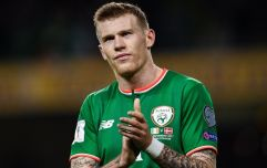 James McClean out for foreseeable future after bad injury