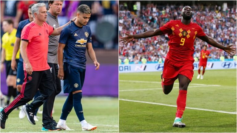 Andreas Pereira ignored Romelu Lukaku and doesn't regret it one bit