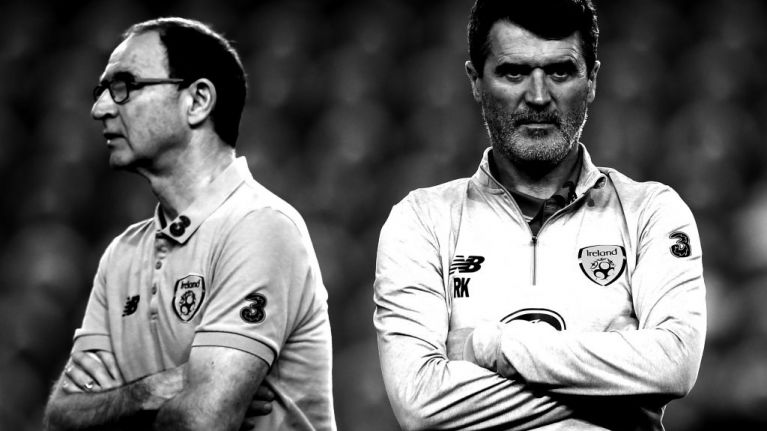 Martin O'Neill and Roy Keane are leading Ireland into the wilderness and there's nothing patriotic about following them blindly