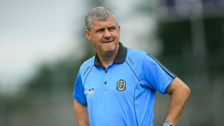 Kevin McStay has stepped down as Roscommon manager
