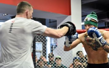 Conor McGregor's coach unsure as to whether next fight will be his last