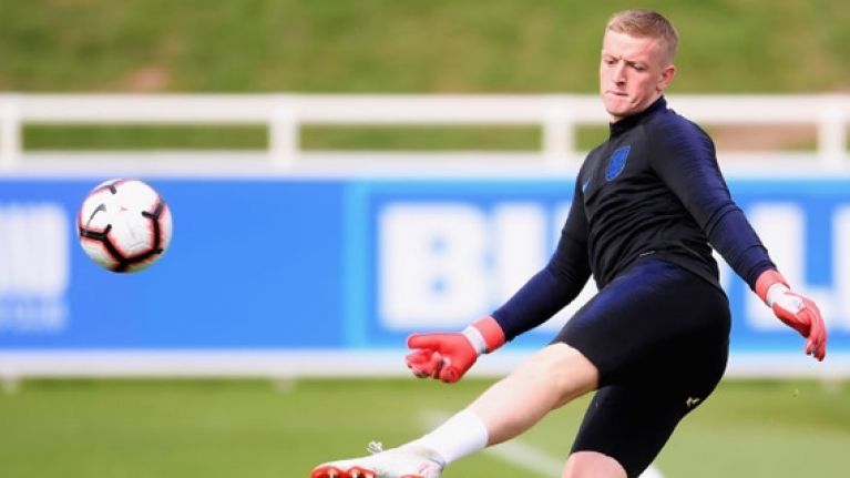Jordan Pickford's new boots are absolutely ridiculous