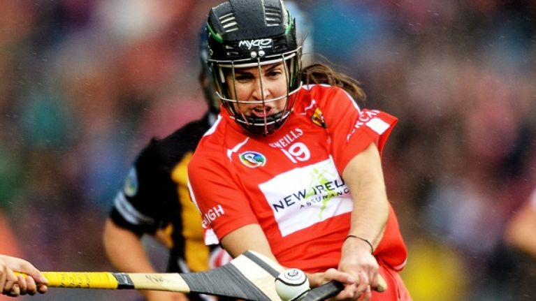 Only GAA players with achilles problems know the struggle Julia White was faced with