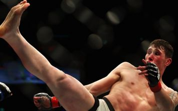 Darren Till already knows his first title defence if successful at UFC 228