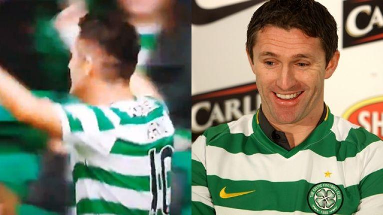 Robbie Keane proves he still has it with well-taken goal on return to Celtic Park