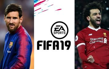 FIFA 19 leak reveals top 50 players' ratings including Messi, Ronaldo and Salah
