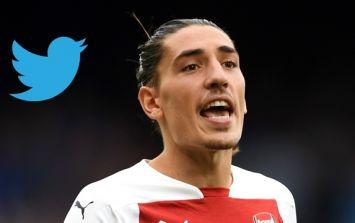 Hector Bellerin reveals how online abuse made him delete Twitter