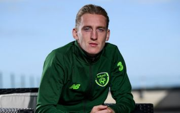 Former Derry City striker Ronan Curtis called up to Ireland squad