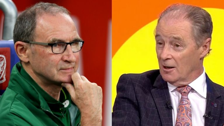 Brian Kerr pinpoints who is really to blame for Ireland's slump