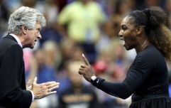 Serena Williams handed hefty fine following US Open final