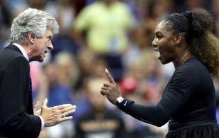 Serena Williams handed hefty fine following US Open final