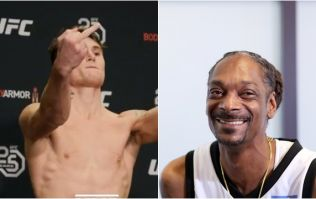 Darren Till has hit out at Snoop Dogg after tasting defeat for the first time