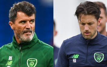 Explosive new report reveals Roy Keane's foul-mouthed attack on Harry Arter