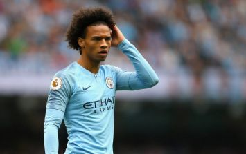 Pep Guardiola leaves Leroy Sane out of Man City squad over 'attitude' concerns
