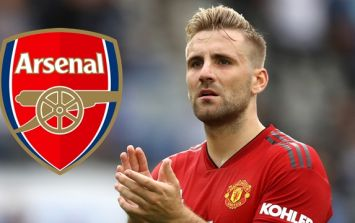 Arsenal ignored club legend's advice to sign Luke Shaw