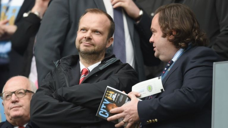 Man United supporters pay for anti-Woodward banner to be flown over Turf Moor