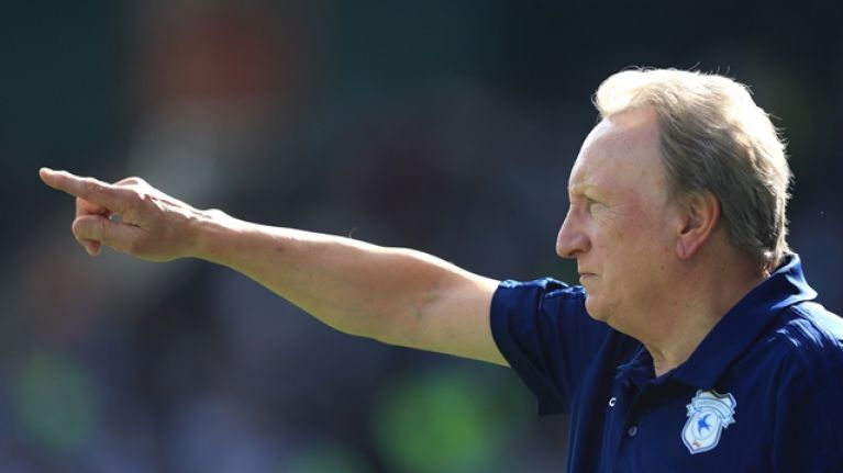 Neil Warnock criticised for telling his players to 'rough up' Aaron Ramsey
