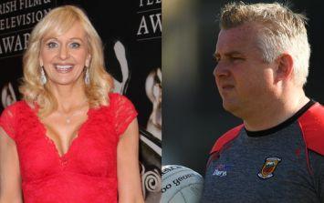 Miriam O'Callaghan gives Stephen Rochford toughest interview of his GAA career