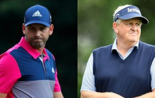 Sergio Garcia criticised following controversial Ryder Cup decision