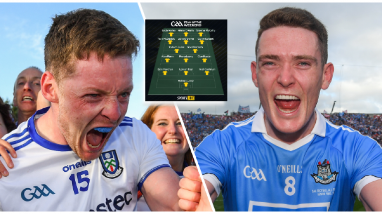 Seven Dublin players make up our 2018 All-Star team