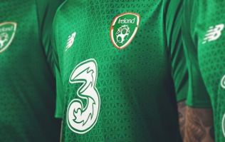 Ireland release new home jersey and it is a stunning return to form