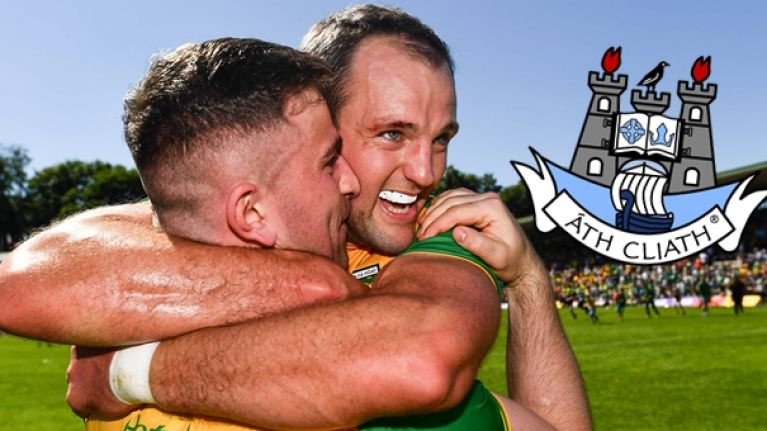 Michael Murphy boldly speaks about the only chance teams have of beating Dublin