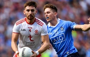 Reception Padraig Hampsey received at Tyrone's post-match banquet was a fitting tribute