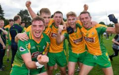 Corofin win fourth All-Ireland sevens title after battle with St Galls