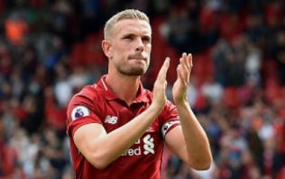 Jordan Henderson signs new contract that will keep him at Liverpool long-term
