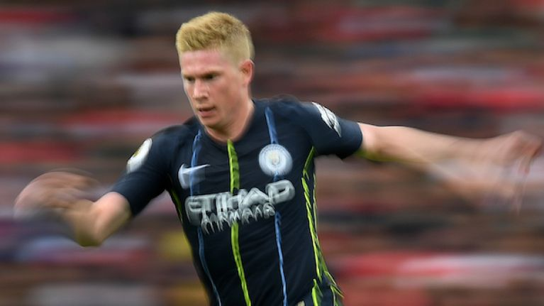 Kevin De Bruyne release clause is a proper release clause