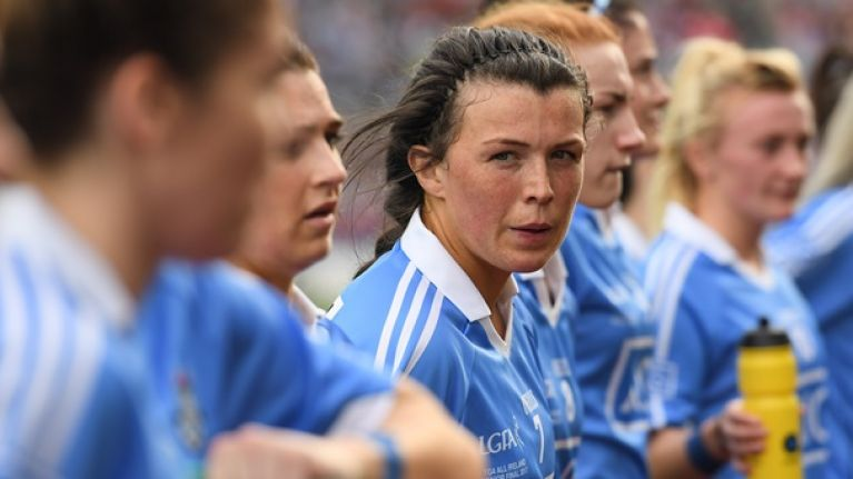Only one change on Dublin team from last year's final