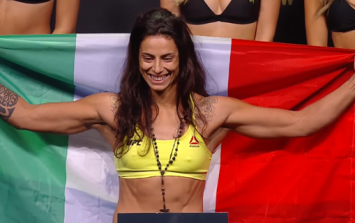 UFC fighter Mara Borella suspended by Italian national anti-doping agency until 2044