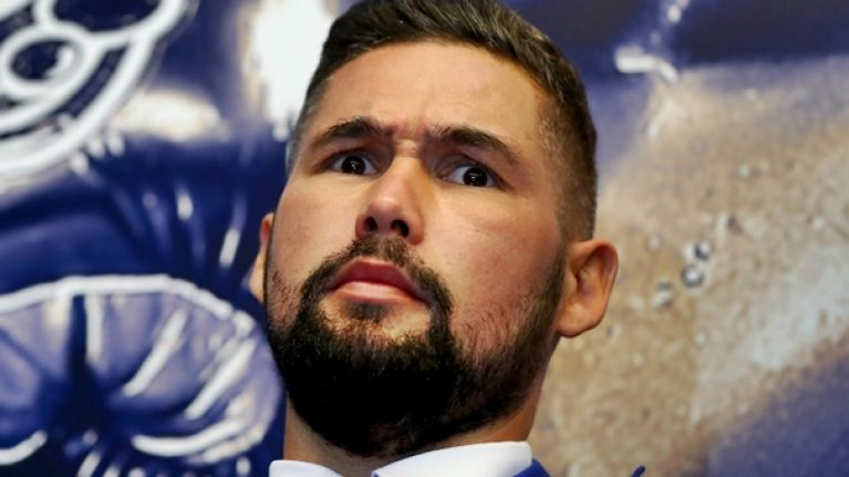 Tony Bellew's next fight confirmed, and it's far from easy