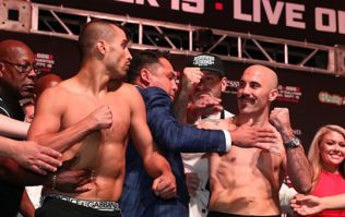 'He's a f**king a**hole' - Tempers flare ahead of Spike O'Sullivan fight