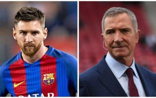 Graeme Souness compares Liverpool to Lionel Messi and Barcelona