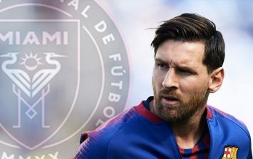 Lionel Messi linked with move to David Beckham's Miami MLS team