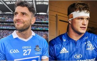 Bernard Brogan sends lovely message to Josh van der Flier after scoring return