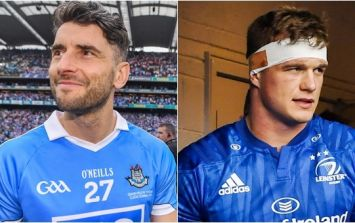Bernard Brogan sends lovely message to Josh van der Flier after scoring return