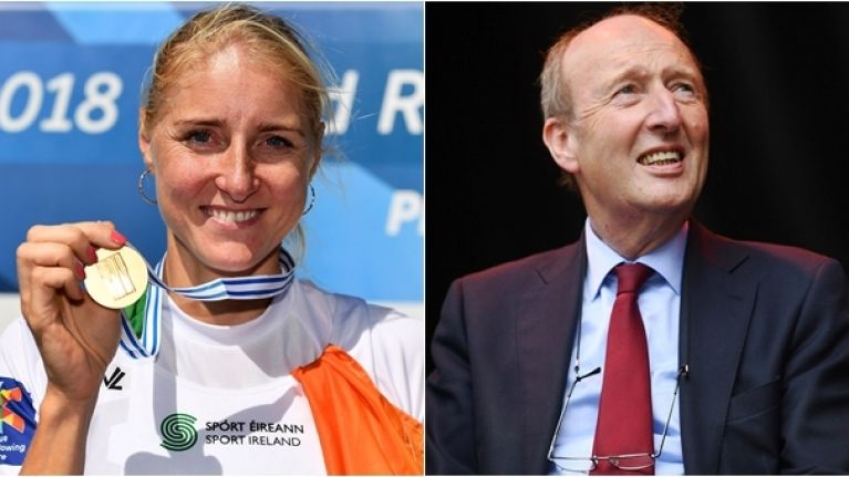 Shane Ross makes another howler after Ireland's latest world championship gold medal