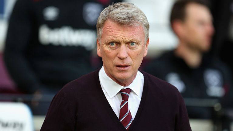 David Moyes claims he could have contended for the league with Everton if he addressed one position
