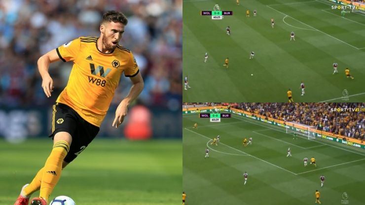 Matt Doherty's assist against Burnley proves that he should start Ireland's games next month