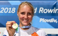 Sanita Puspure takes inspiration from O'Donovan brothers following gold medal win