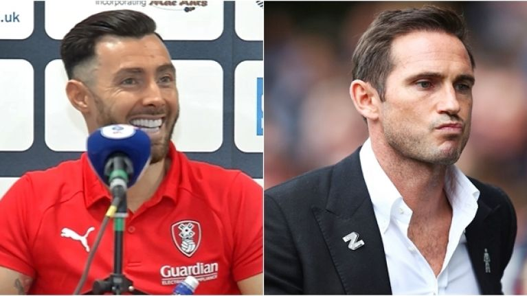 Richie Towell speaks about controversial flashpoints that pissed Frank Lampard off