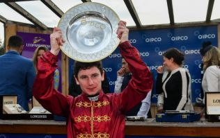Killarney's Oisin Murphy the big winner at Longines Irish Champions Weekend