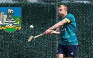 Keith Earls reveals details on his meeting with the Limerick hurling team