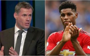 Jamie Carragher can understand how Mourinho responded to his Rashford comments