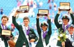 History has been made as Ireland pick up two silver medals at World Equestrian Games