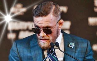 Conor McGregor to follow in Cristiano Ronaldo's footsteps at UFC 229 press conference