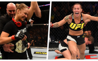 Ronda Rousey may be set to face off with the one opponent we never thought possible in 2019